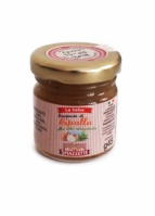 Onion and aromatic herb compote